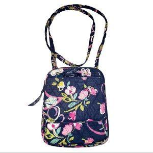 Vera Bradley Blue Mini Crossbody Bag